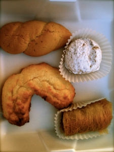 Traditional Greek Pastries